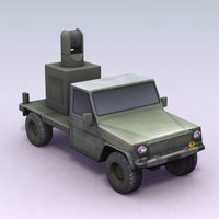 mercedes benz jeep g-wagen 3d max
