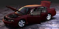 Chevrolet Impala LS (2003) - Max