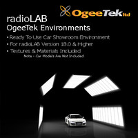 OgeeTek Car Showroom