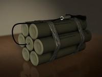 TNT Explosive Device