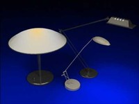 desk lamps 3d max