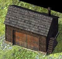 max small shack