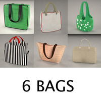 bag accessories 3d 3ds