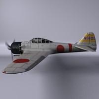 MITSUBISHI A6M3 ZERO.rar