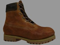 3d model timberland man boat