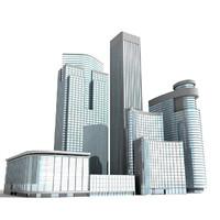 5 Buildings V12