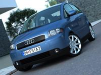 Audi A2 (2003)