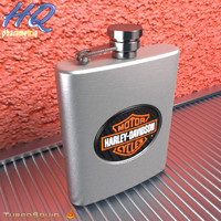 hip flask 15 3ds
