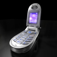 3d lg cell phone