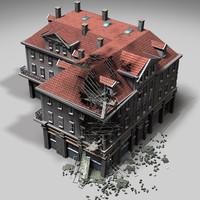 Building Ruin 03