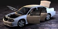 Chevrolet Impala SS (2003) - Max