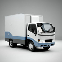 Small City Box Van