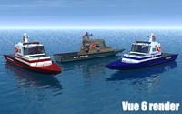 vue patrol boats