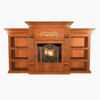 Fire place (max).rar