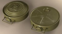 TMN46 Anti-tank mine
