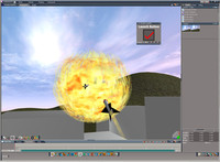 scene missile ufo scn free