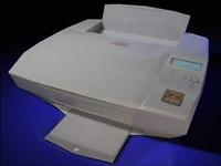 inkjet printer 3d model