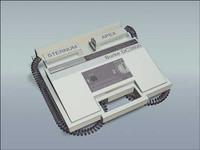 defibrillators 3d model