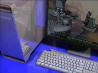 mac computer 3d model