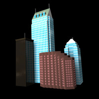 3ds max buildings tampa bay