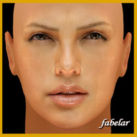 charlize theron head max