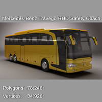 Mercedes-Benz Travego RHD Safety Coach