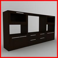 TV Media furniture cabinet