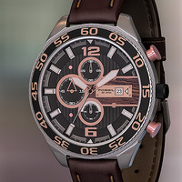 fossil ch2559 chronograph dial 3d max