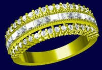 jewel ring 3d 3ds