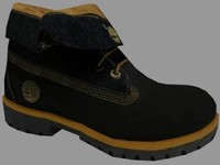 maya timberland child boat