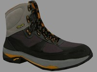 3d gore-tex shoes boat model