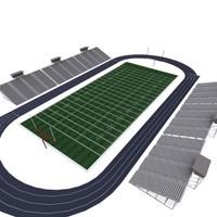 max football field