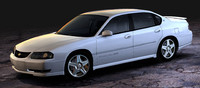 Chevrolet Impala SS (2003) - Fbx