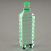 pet bottle4.obj