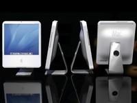3d model imac mac