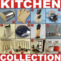 Kitchen decor collection
