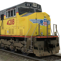 SD 70 M train