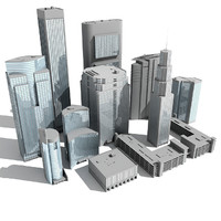 11 Skyscrapers and Buildings