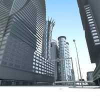 3d main street