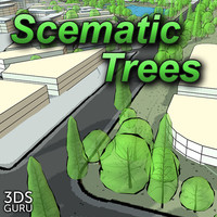Schematic trees