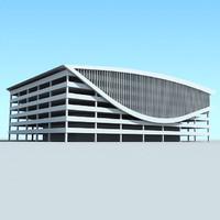 3D Building 80