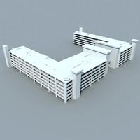 3D Building 83