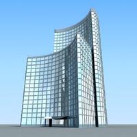 3D Building 86