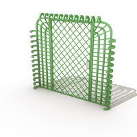 maya security gate