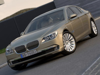 BMW 7-series (2009)