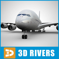 3ds max airport airbus a380