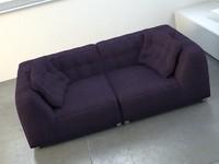 Malhoun Sofa by Ligne Roset
