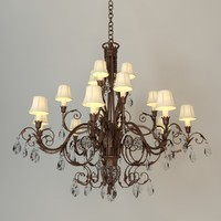 Fine Art Lamps Chandelier