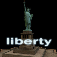 Statue of Liberty_textured