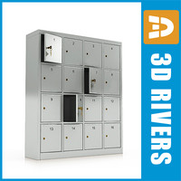 Locker by 3DRivers